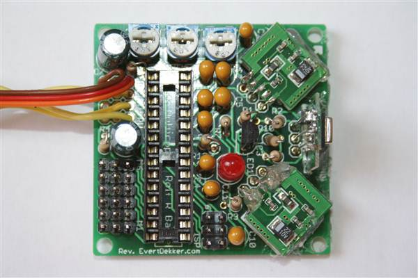 KK-Multicopter Board